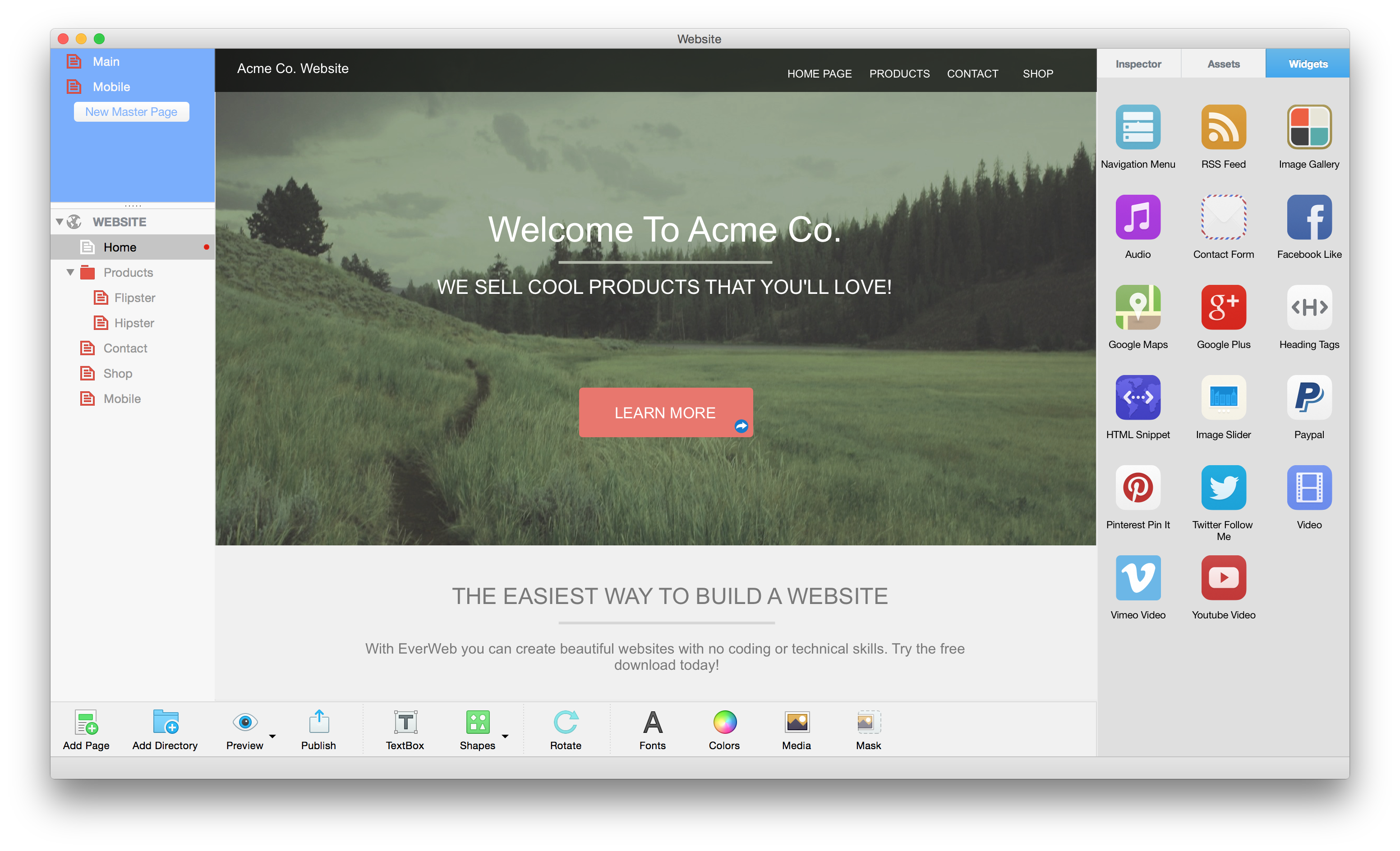 Xojo: Example Apps